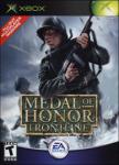 Medal of Honor Frontline (Microsoft XBOX) (NTSC-U) cover