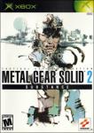 Metal Gear Solid 2: Substance (Microsoft XBOX) (NTSC-U) cover