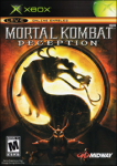 Mortal Kombat: Deception (Microsoft XBOX) (NTSC-U) cover