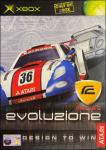 Racing Evoluzione (Microsoft XBOX) (PAL) cover