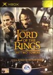 The Lord of the Rings: The Two Towers (Microsoft XBOX) (PAL) cover