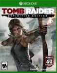 Tomb Raider Definitive Edition для XBOX ONE
