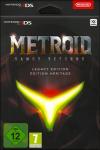 Metroid: Samus Returns (Legacy Edition) (Nintendo 3DS) (PAL) cover