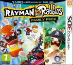 Rayman and Rabbids Family Pack (б/у) для Nintendo 3DS
