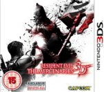 Resident Evil The Mercenaries 3D для Nintendo 3DS