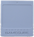 Карта памяти - серая (Nintendo GameCube) image