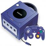 Игровая приставка Nintendo Nintendo GameCube Indigo DOL-001 (PAL) (Boxed) (б/у)