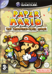 Paper Mario: The Thousand-Year Door (Nintendo GameCube) (PAL) cover