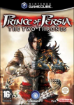 Prince of Persia: The Two Thrones (Nintendo GameCube) (PAL) cover