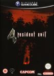 Resident Evil 4 (Nintendo GameCube) (PAL) cover