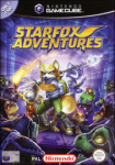 Star Fox Adventures PAL (б/у) для Nintendo GameCube