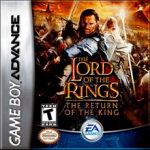 The Lord of the Rings: The Return of the King (б/у) для Nintendo Game Boy Advance