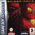 Spider-Man 2 (б/у) для Nintendo Game Boy Advance