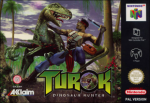 Turok: Dinosaur Hunter (Boxed) (Nintendo 64) (PAL) cover