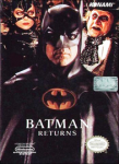 Batman Returns (б/у) для Nintendo Entertainment System