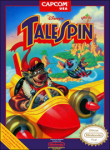 Disney's TaleSpin (NES) (NTSC-U) cover