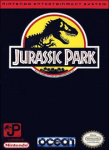 Jurassic Park (NES) (NTSC-U) cover