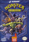 Monster in My Pocket (NES) (NTSC-U) cover