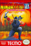 Ninja Gaiden III: The Ancient Ship of Doom (NES) (NTSC-U) cover