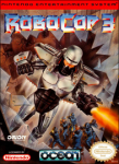 RoboCop 3 (б/у) для Nintendo Entertainment System