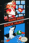Super Mario Bros. / Duck Hunt (NES) (NTSC-U) cover