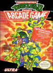 Teenage Mutant Ninja Turtles II: The Arcade Game (NES) (NTSC-U) cover