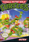 Teenage Mutant Ninja Turtles (б/у) для Nintendo Entertainment System