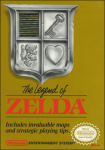 The Legend of Zelda (б/у) для Nintendo Entertainment System