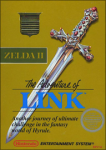 Zelda II: The Adventure of Link (NES) (NTSC-U) cover