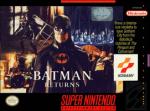 Batman Returns (Super Nintendo) (NTSC-U) cover