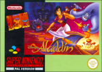 Disney's Aladdin (б/у) - Boxed для Super Nintendo Entertainment System