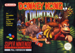 Donkey Kong Country (б/у) - Boxed для Super Nintendo Entertainment System