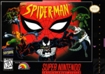Spider-Man (Super Nintendo) (NTSC-U) cover