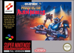 Super Probotector: Alien Rebels / Contra III: The Alien Wars (б/у) для Super Nintendo Entertainment System (SNES)