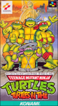 Teenage Mutant Ninja Turtles IV: Turtles in Time (б/у) для Super Famicom