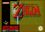 The Legend of Zelda: A Link to the Past (Super Nintendo) (PAL) cover