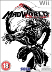 MadWorld (Nintendo Wii) (PAL) cover