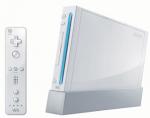 Игровая приставка Nintendo Wii RVL-001 белая (б/у)