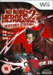 No More Heroes 2: Desperate Struggle (б/у) для Nintendo Wii