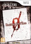 Resident Evil Archives: Resident Evil Zero (Nintendo Wii) (PAL) cover