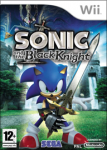 Sonic and the Black Knight (Nintendo Wii) (PAL) cover