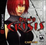 Dino Crisis (Sega Dreamcast) (NTSC-U) cover