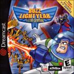 Disney/Pixar Buzz Lightyear of Star Command (Sega Dreamcast) (NTSC-U) cover