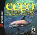 Ecco the Dolphin: Defender of the Future (Sega Dreamcast) (NTSC-U) cover