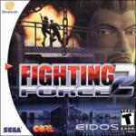 Fighting Force 2 (Sega Dreamcast) (NTSC-U) cover
