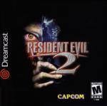 Resident Evil 2 (Sega Dreamcast) (NTSC-U) cover