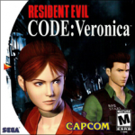Resident Evil Code: Veronica (Sega Dreamcast) (NTSC-U) cover