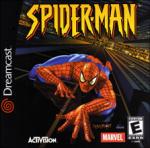 Spider-Man (Sega Dreamcast) (NTSC-U) cover