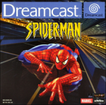 Spider-Man (Sega Dreamcast) (PAL) cover