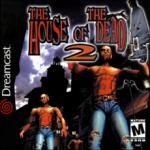 The House of the Dead 2 (Sega All Stars) (Sega Dreamcast) (NTSC-U) cover